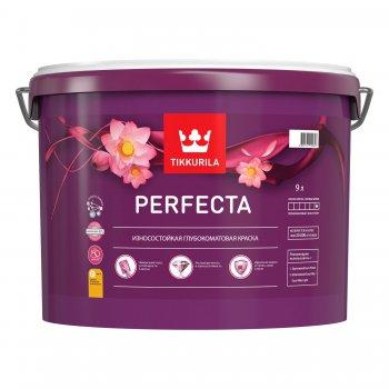 Tikkurila Perfecta / Тиккурила Перфекта краска интерьерная, глубокоматовая